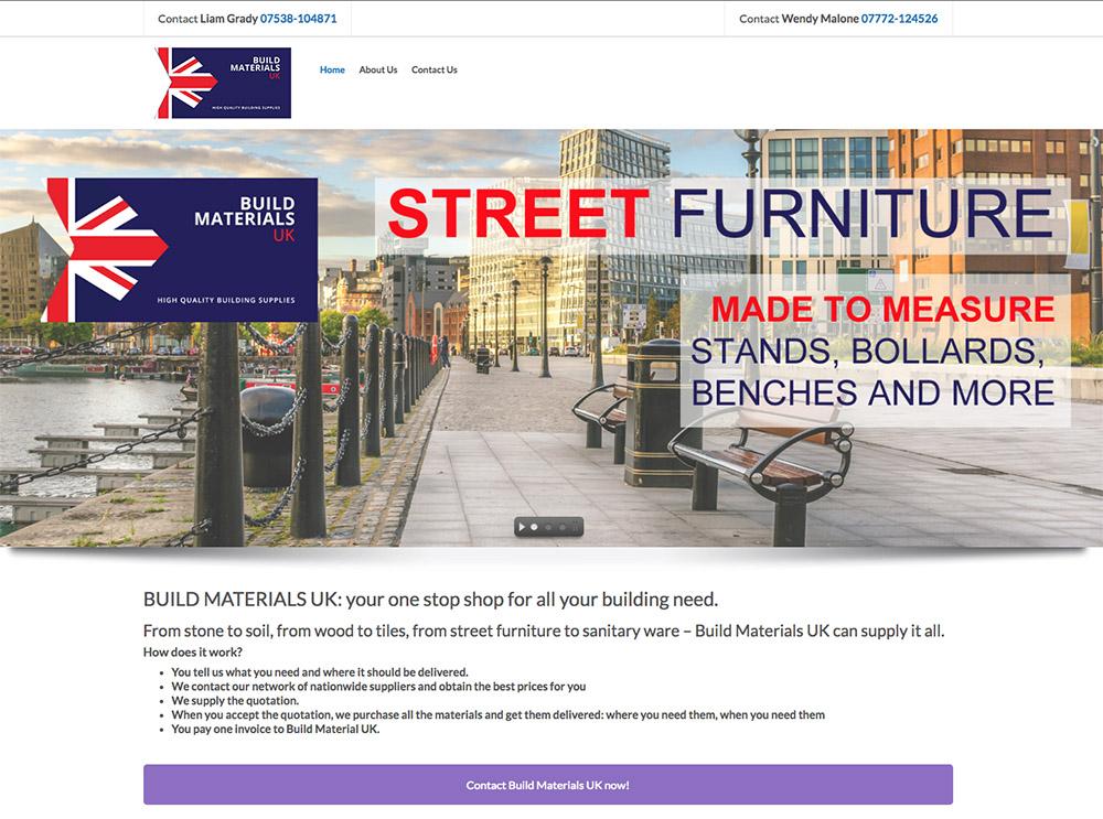 build-materials-uk